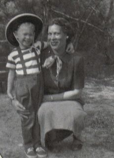 Brad and Fran Moore 1950's