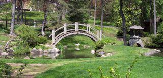 Fabyan garden